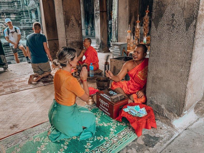 camboja budismo