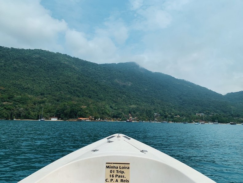 flex boat Ilha Grande Rio de Janeiro